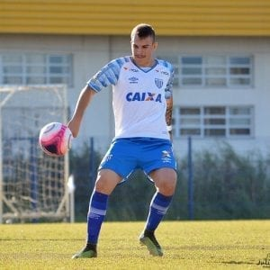 Felipe Evangelista é destaque da categoria de base do futebol
