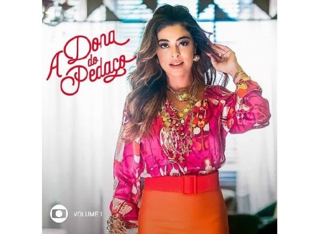 Álbum (2019) A Dona Do Pedaço – Volume 1