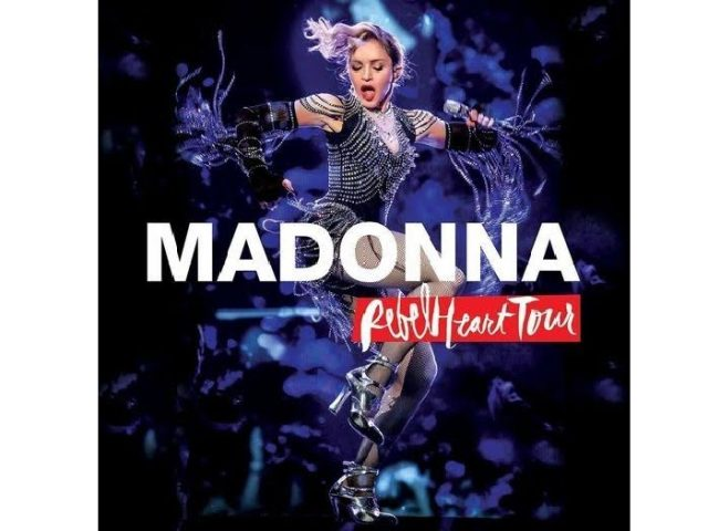 Álbum (Rebel Heart Tour – 2 CDs)-Madonna