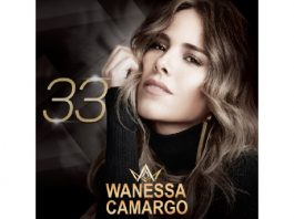 Capa do álbum 33, de Wanessa Camargo