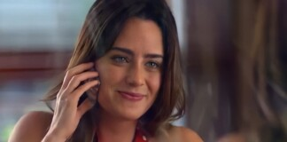 Fernanda Vasconcellos interpretando Ana em 'A Vida da Gente' (Globo)