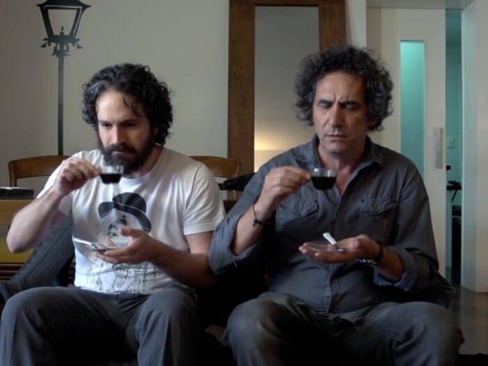 Cenas do filme 'AmarAção'