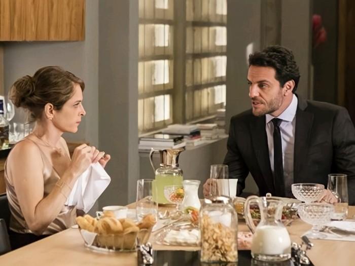 Cenas da novela 'Verdades Secretas' (Globo)